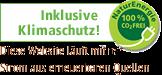 100% CO2 freier Webserver!